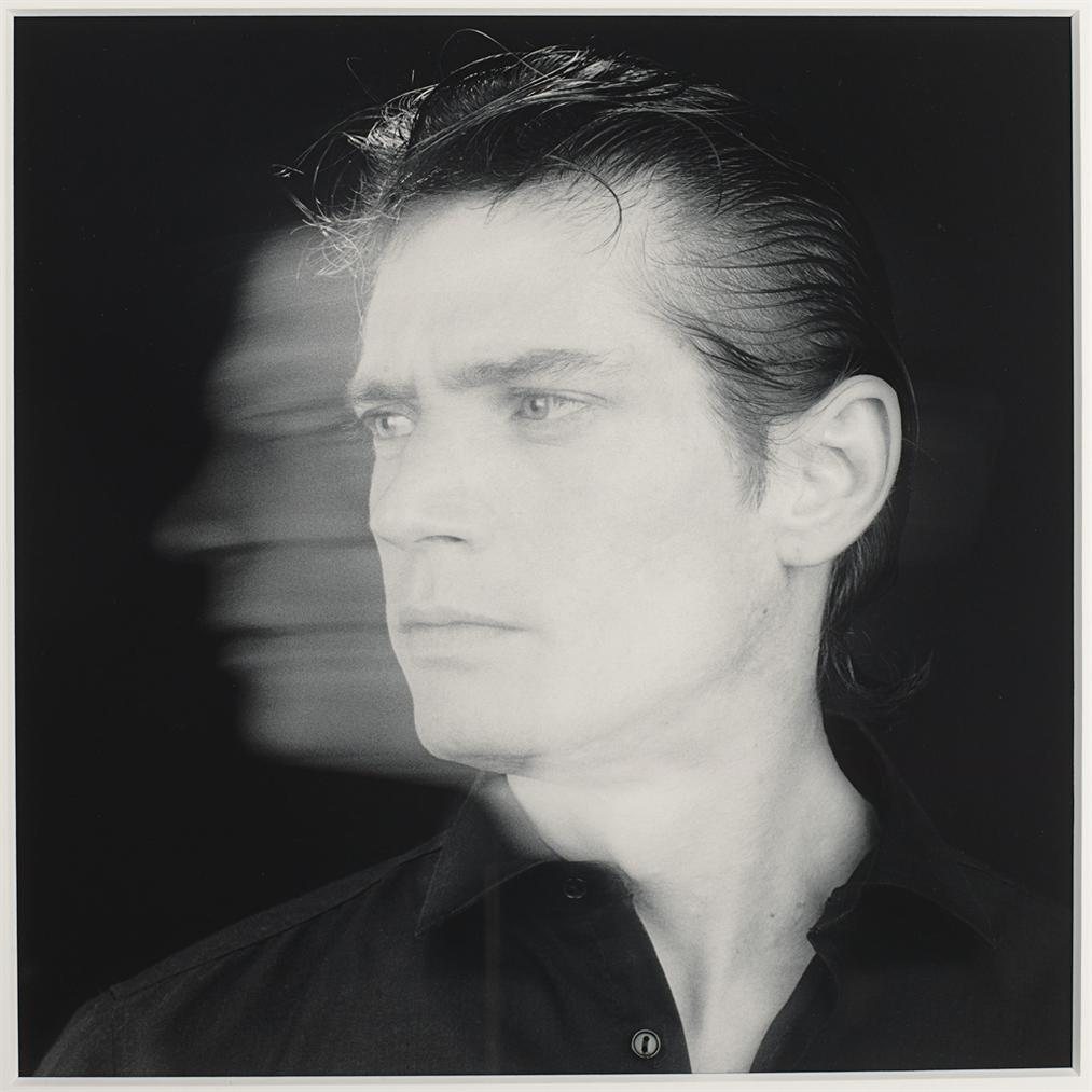 Robert Mapplethorpe-Self-Portrait-1985