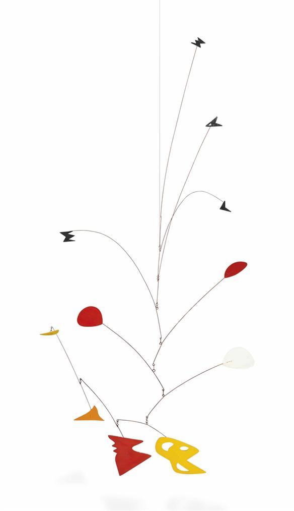 Alexander Calder-Untitled-1947