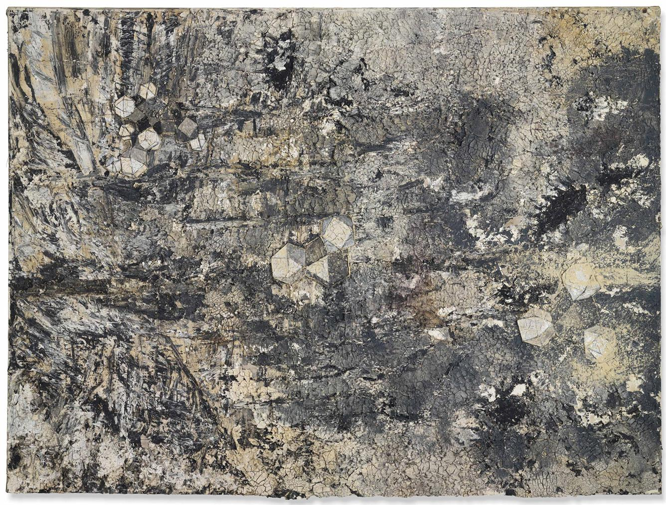 Anselm Kiefer-Am Anfang (In The Beginning)-1998