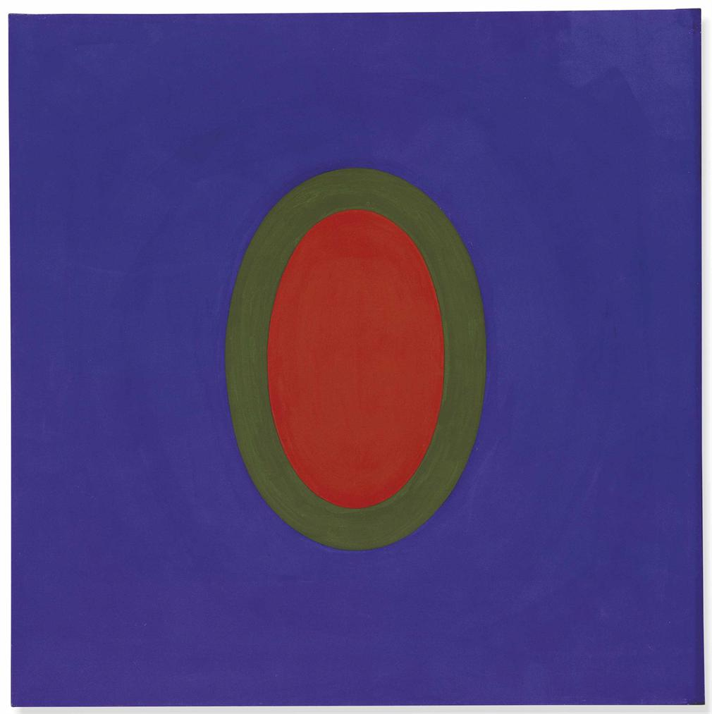 Kenneth Noland-Doo Gee-1964