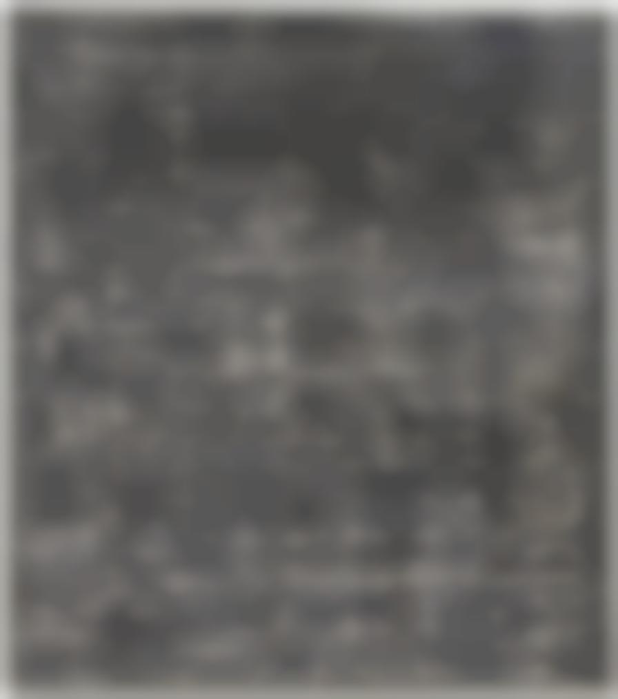Heinz Mack-Untitled (Grey-Black Waves)-1958