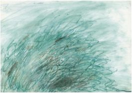 Cy Twombly-On Returning From Tonnicoda-1973