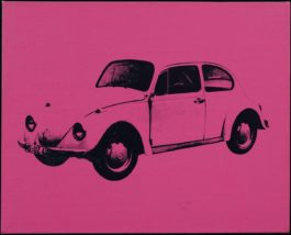 Andy Warhol-Vw Beetle-1970