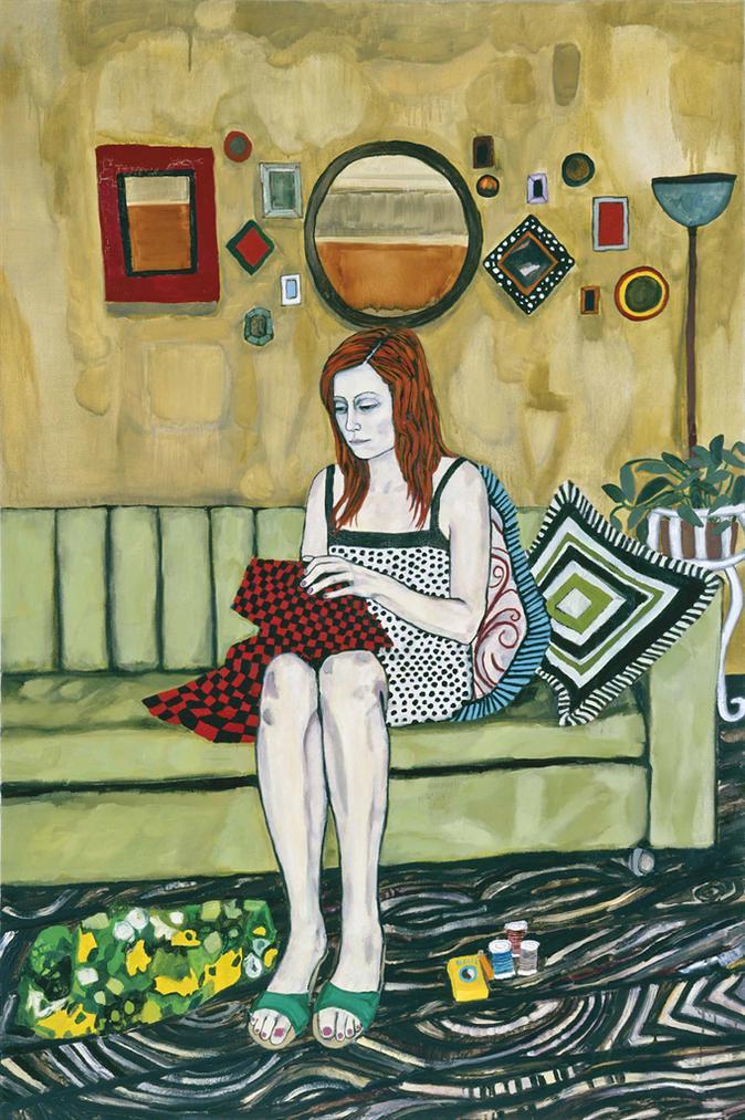 Raffi Kalenderian-Gwendolyn-2008