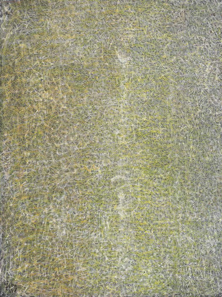 Mark Tobey-New Crescent-1953