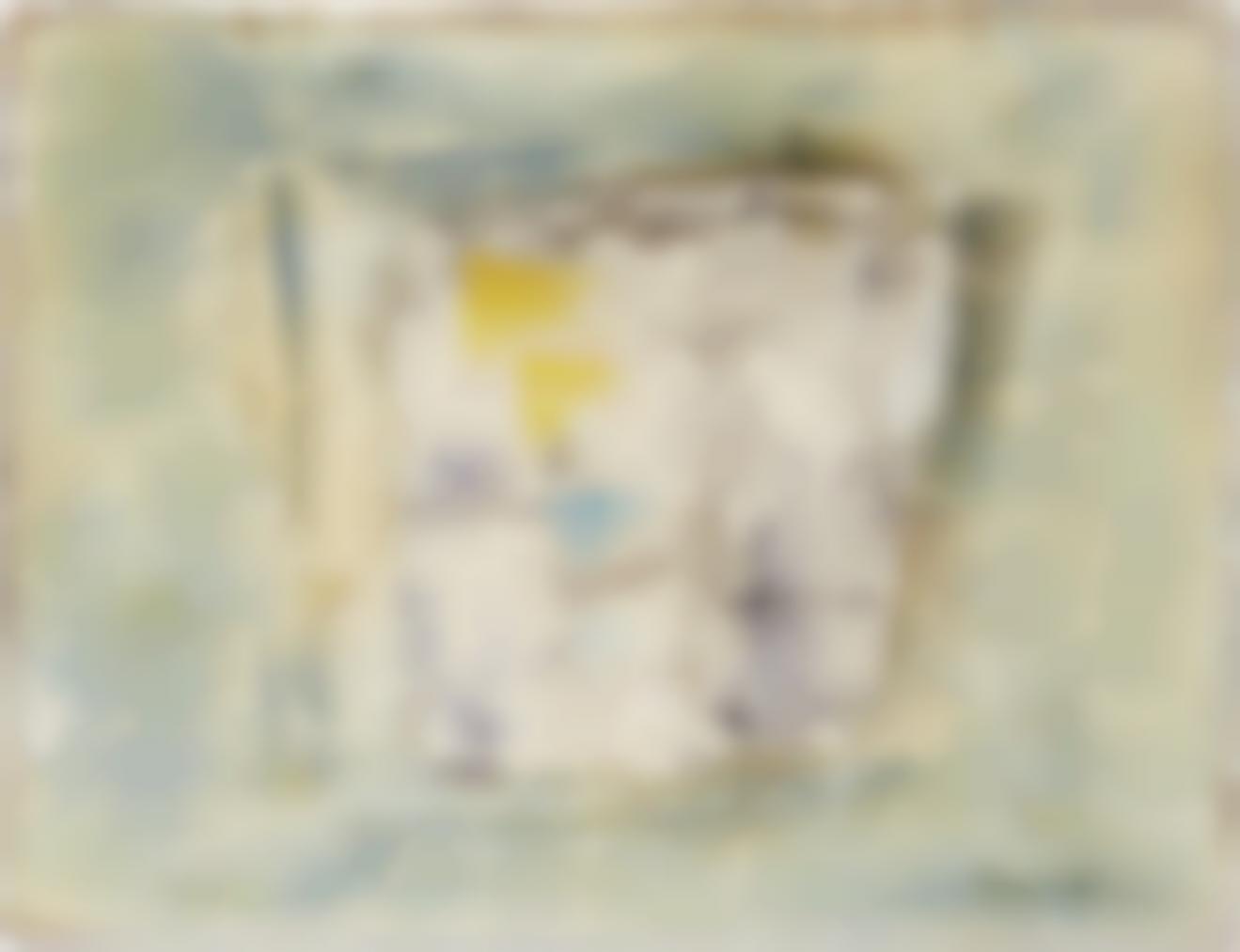 Jean Fautrier-Untitled-1958