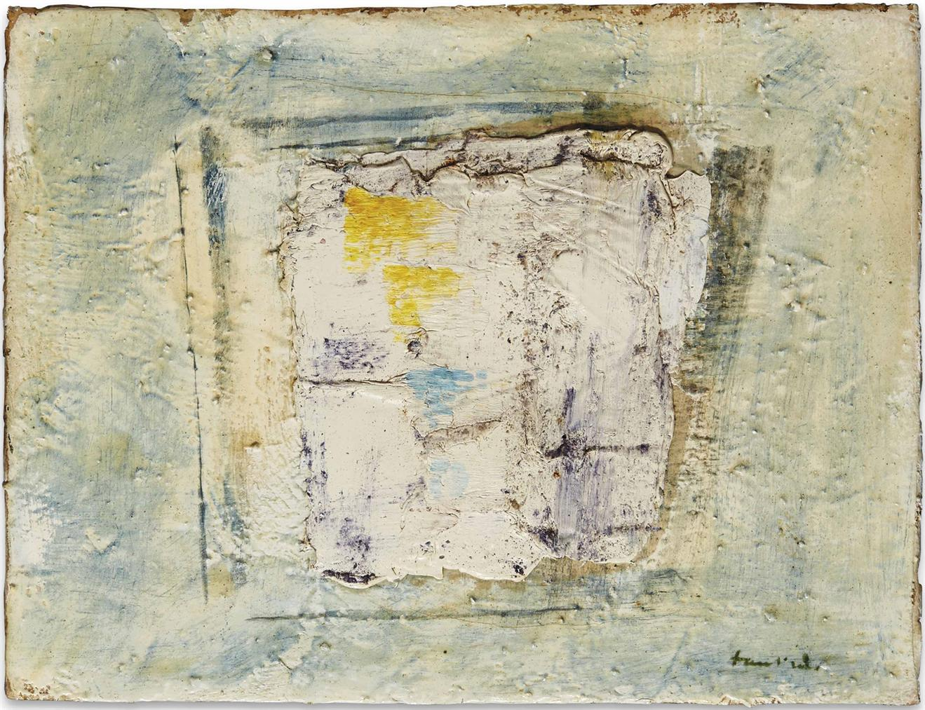 Jean Fautrier-Untitled-1958