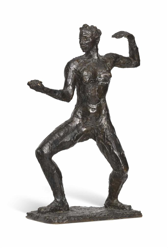 Germaine Richier-Lescrimeuse (The Fencer)-1943