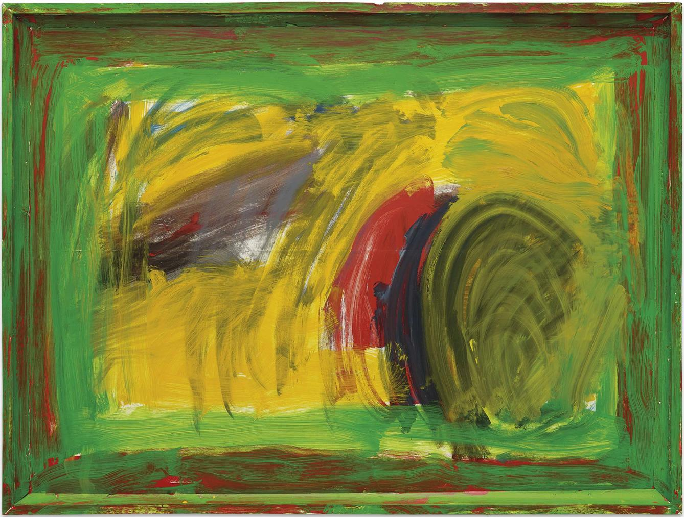 Howard Hodgkin-Memorial-2003