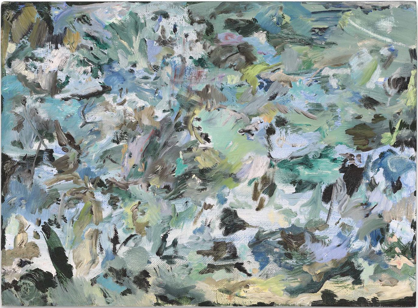 Cecily Brown-Untitled-2009