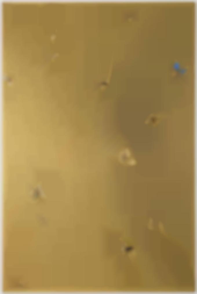 Damien Hirst-Midas Asteroid-2007