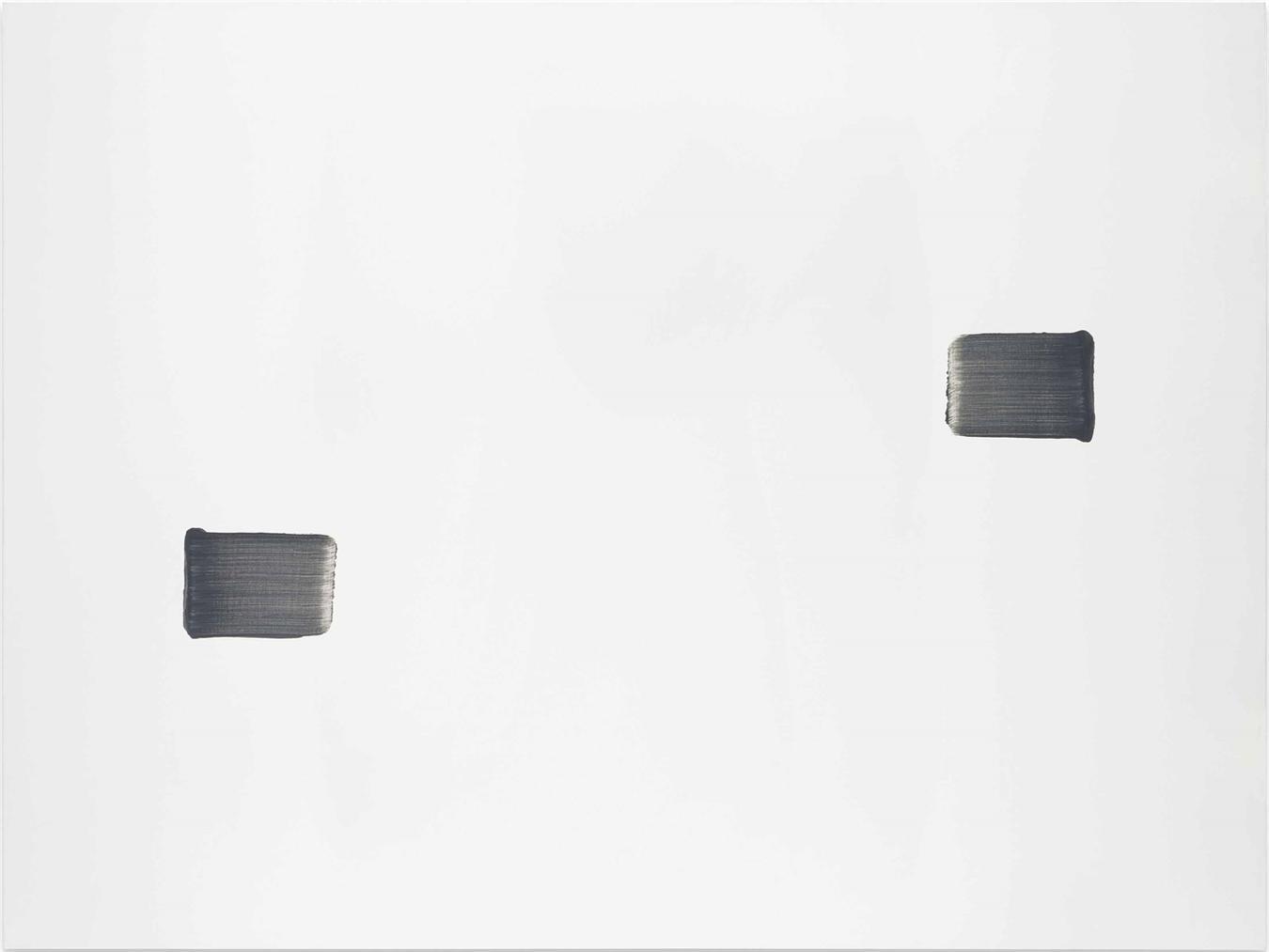 Lee Ufan-Correspondance-1994