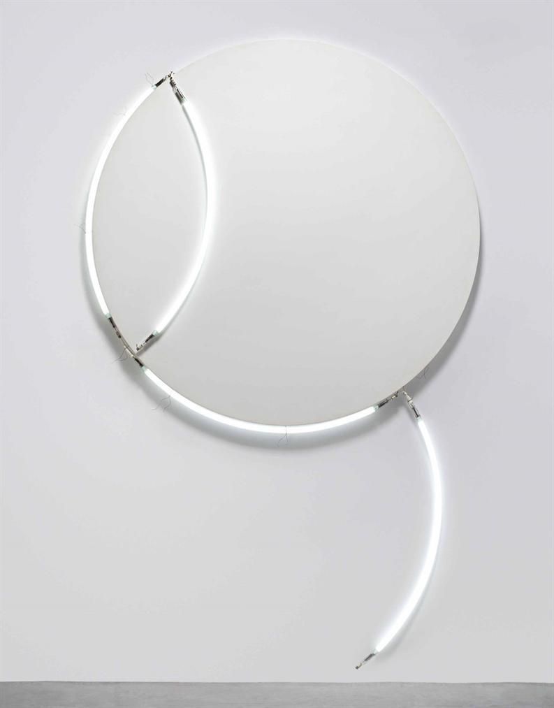 Francois Morellet-Decrochage No. 7-2007