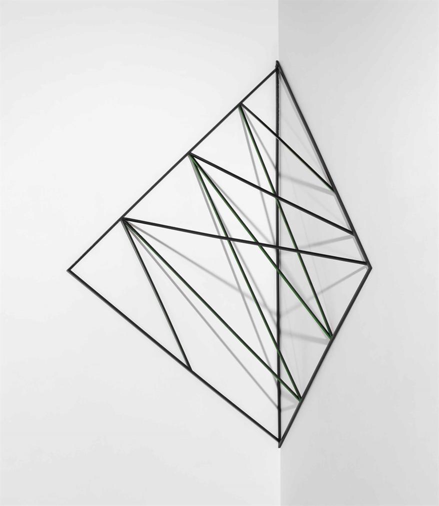 Eva Rothschild-Cages-2006