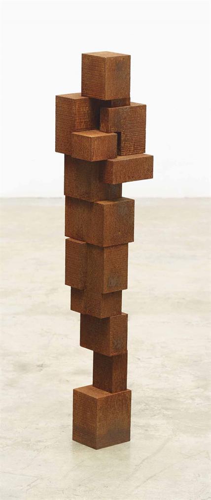 Antony Gormley-Small Rate II-2014