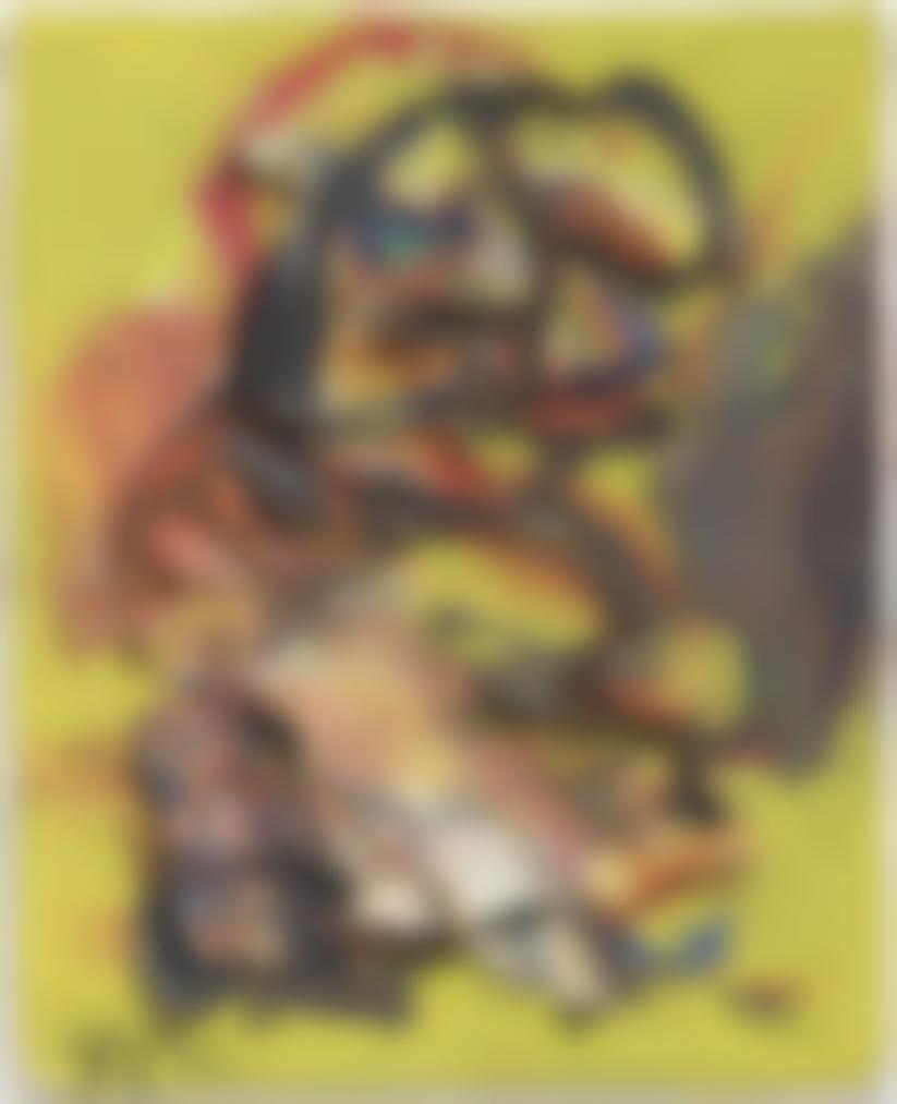 Karel Appel-Untitled-1959
