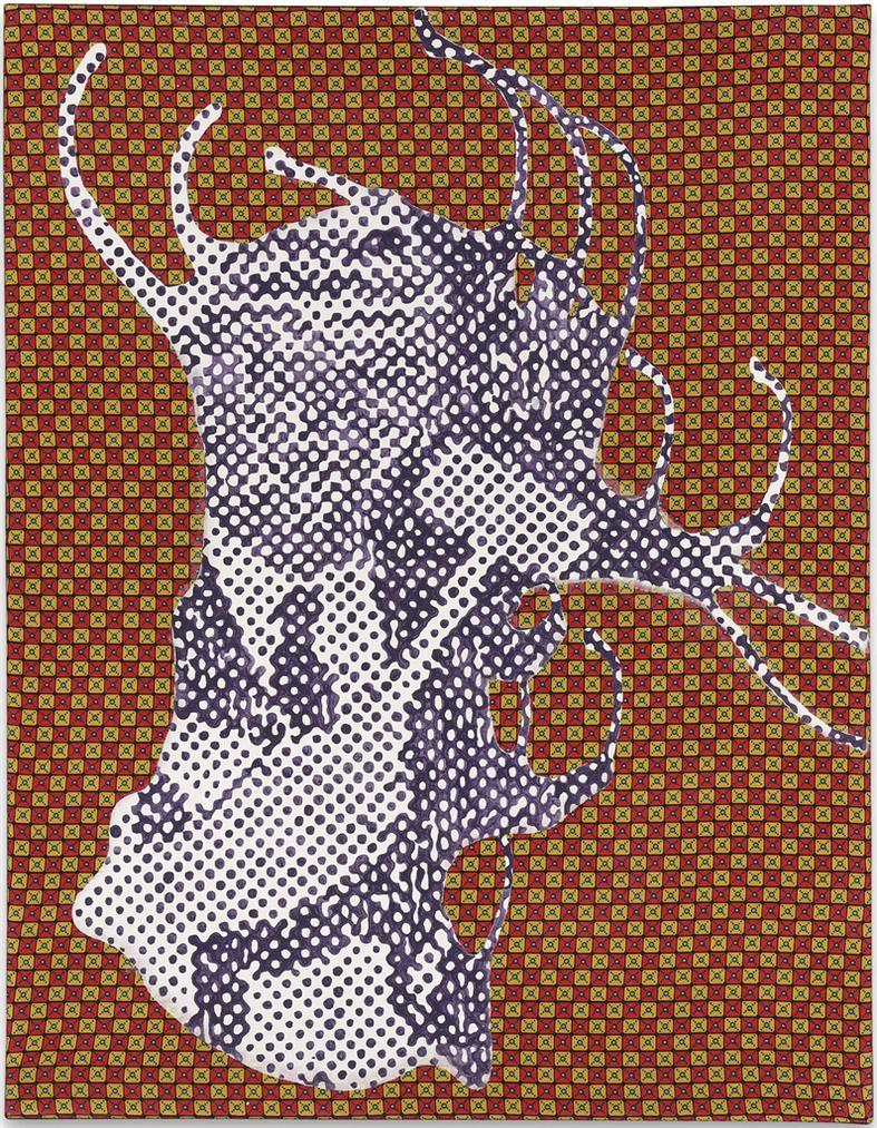 Sigmar Polke-Untitled-1993