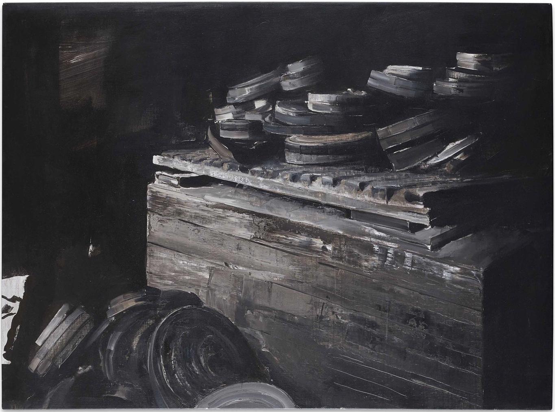 Adrian Ghenie-Memories-2007