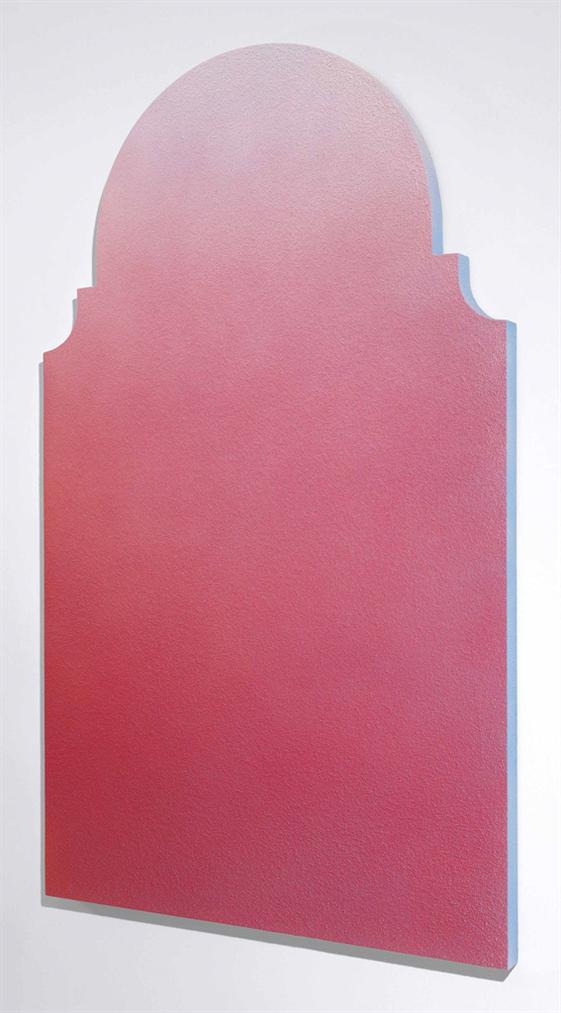 Alex Israel-Untitled (Flat)-2012