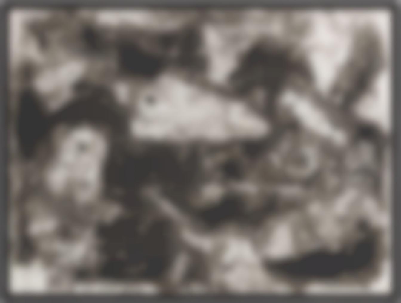 Jean Dubuffet-Empreinte Iii-1957