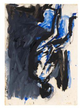 Georg Baselitz-Untitled-1977