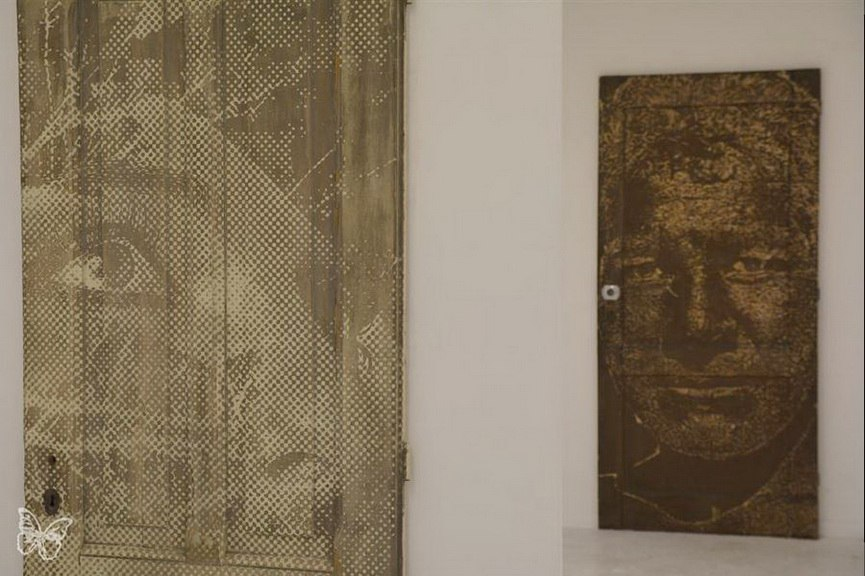 Pictures from Vhils: Vestiges