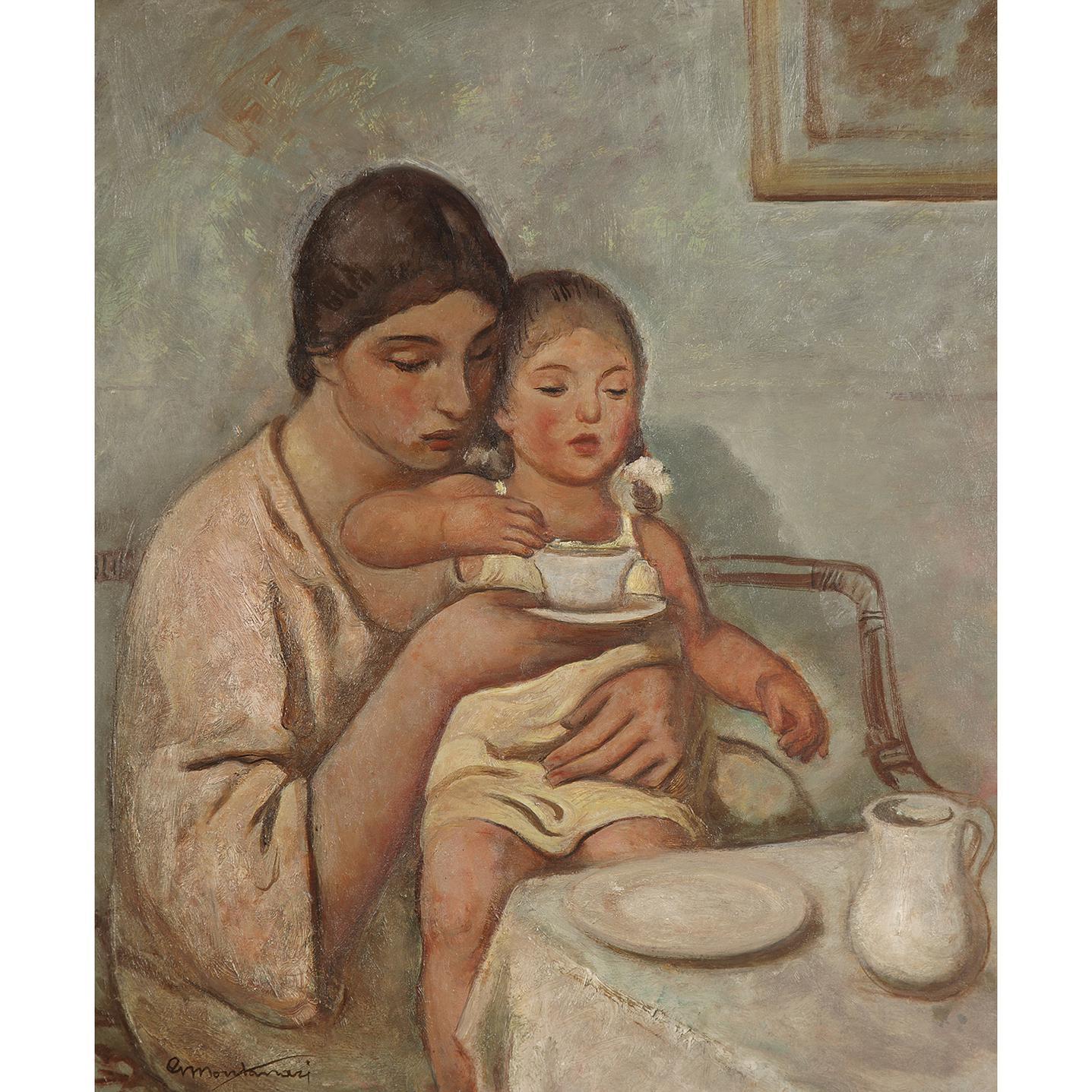 Giuseppe Montanari - Le Petit Dejeuner-