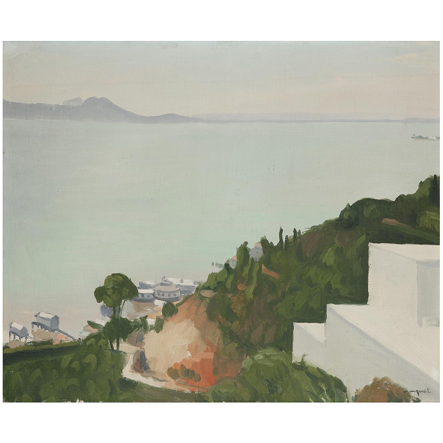 Albert Marquet-La Baie De Tunis-