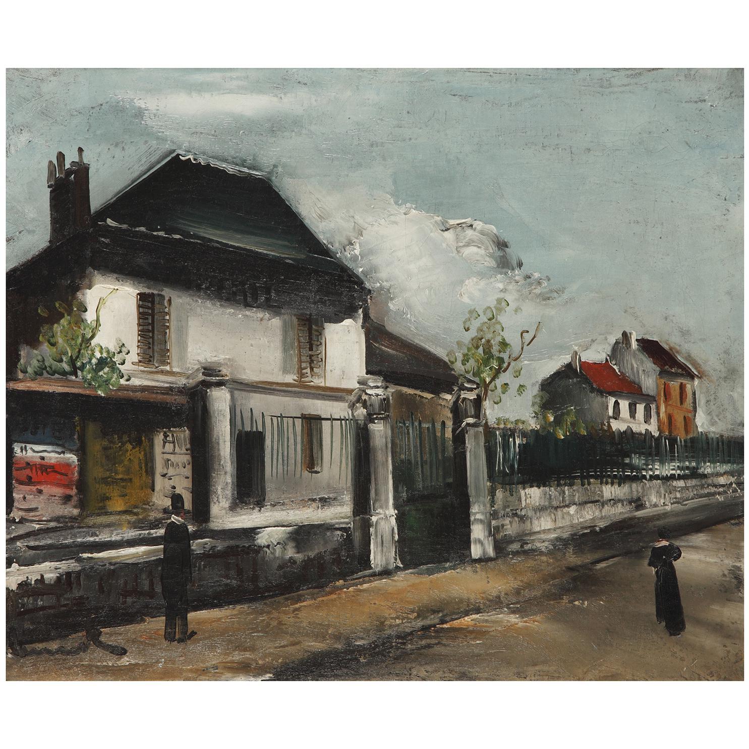 Maurice de Vlaminck-La Mairie-