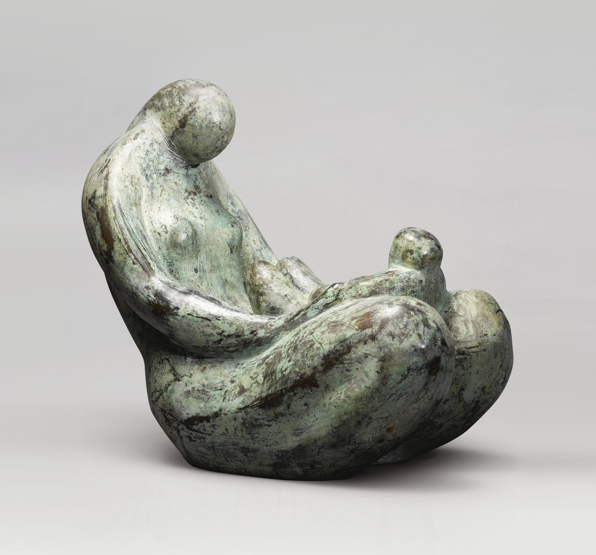 Prodosh Das Gupta - Cradle-1950