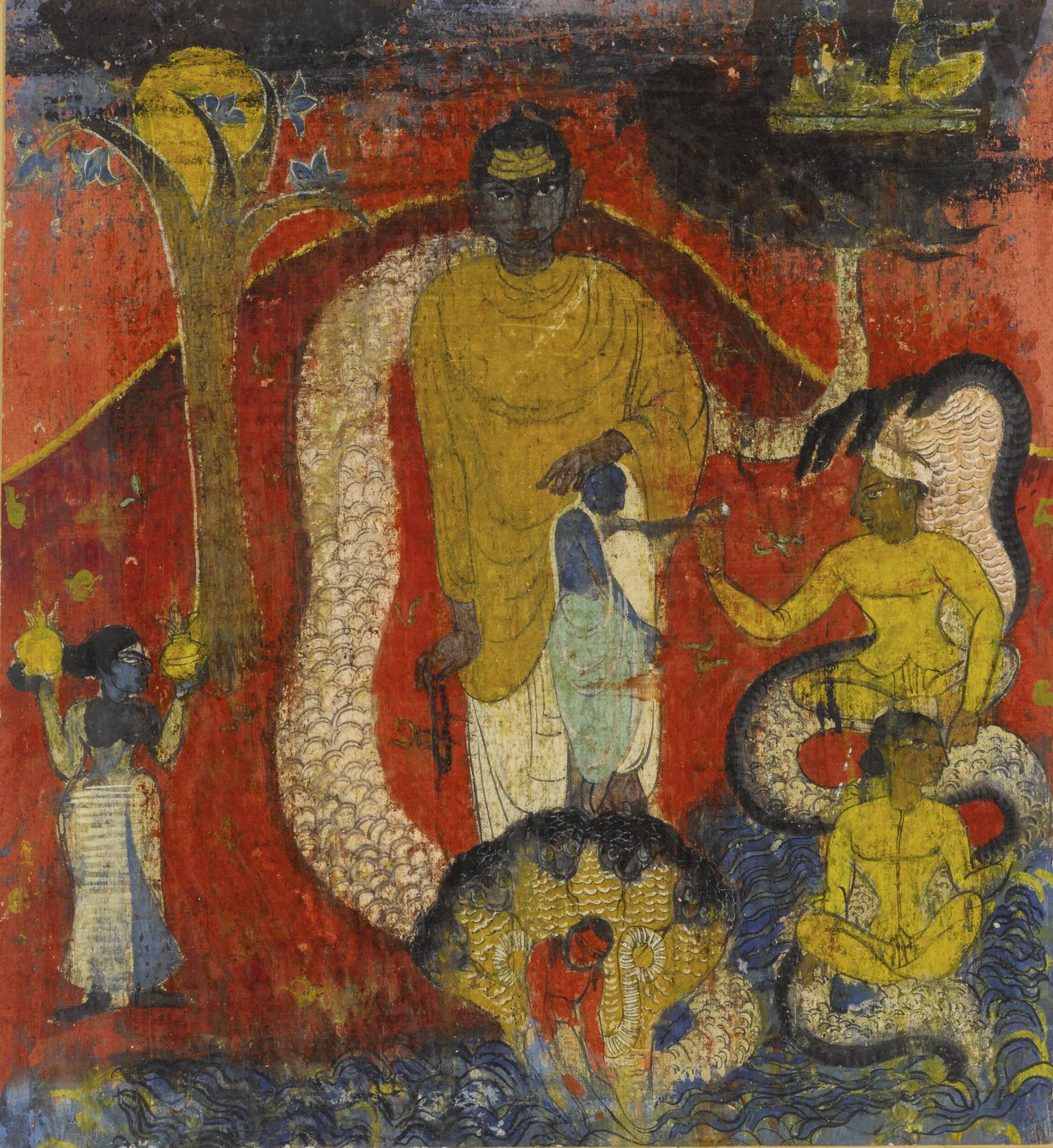 Shankar Balwant Palsikar - Renunciation-1950