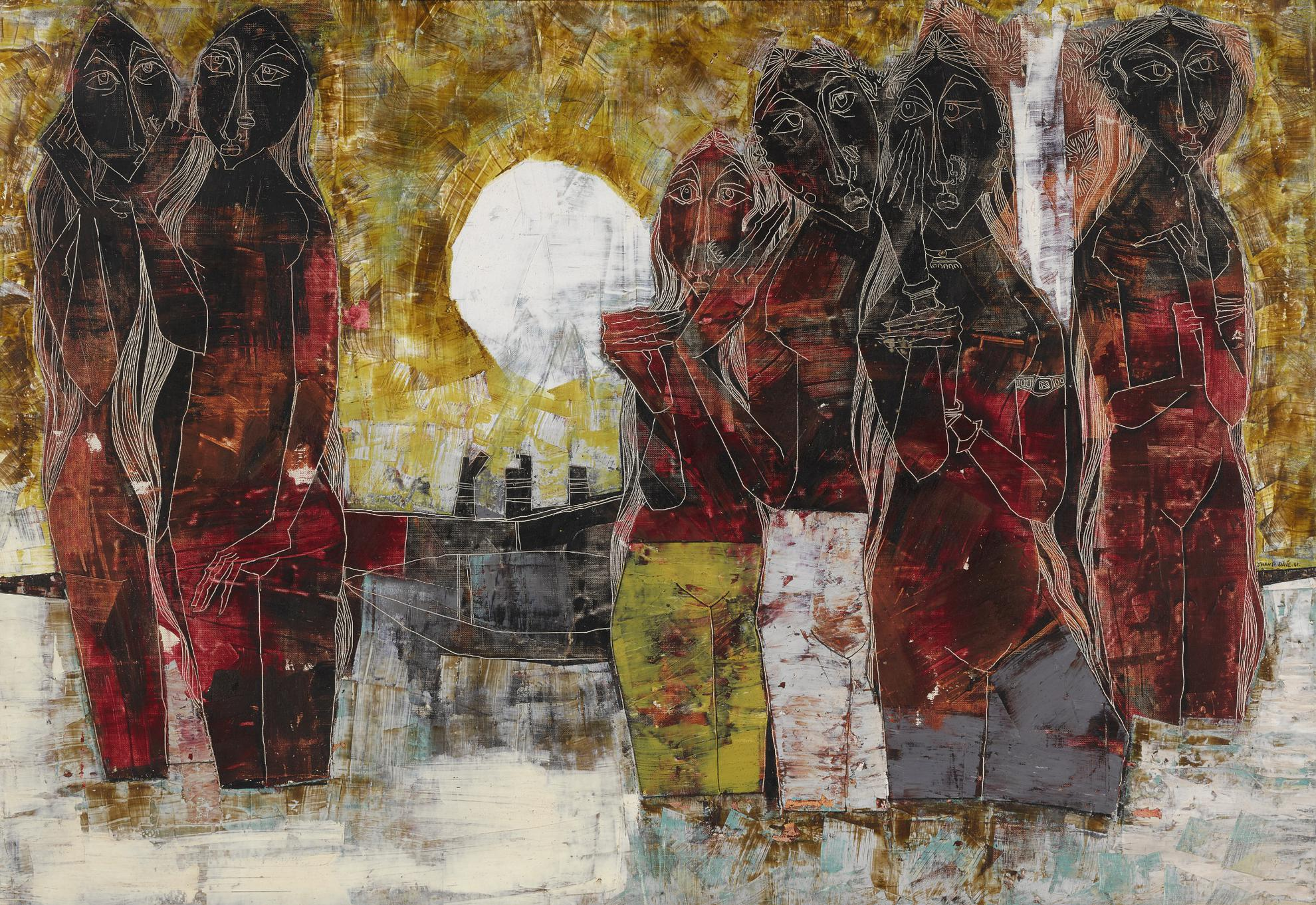Shanti Dave - Untitled-1961