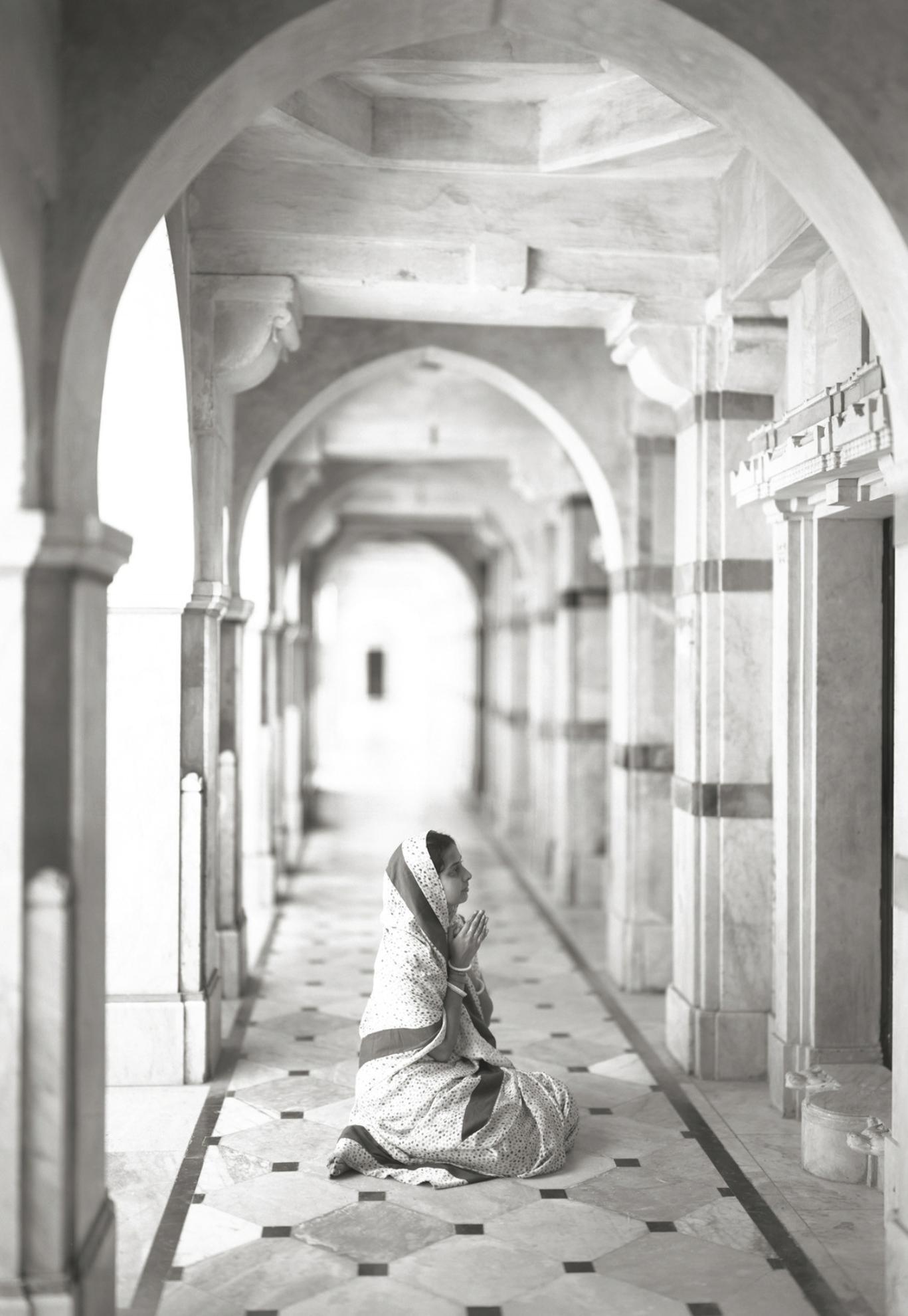 Kenro Izu-Palitana #453, Gujarat, India-2010