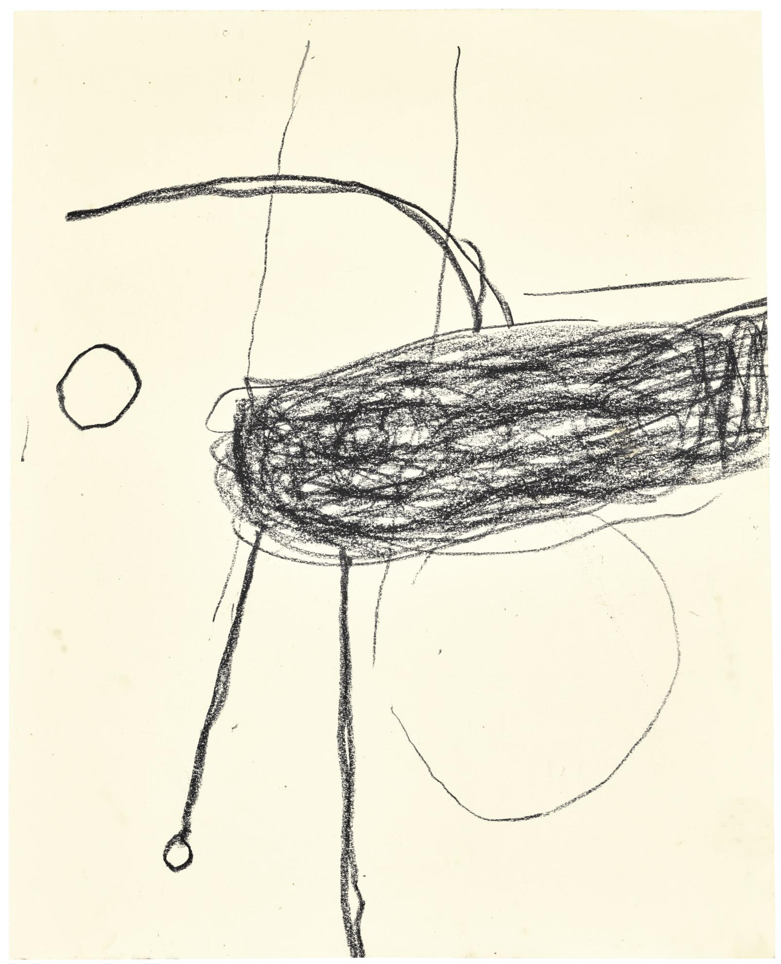 Roger Hilton-Untitled-1966