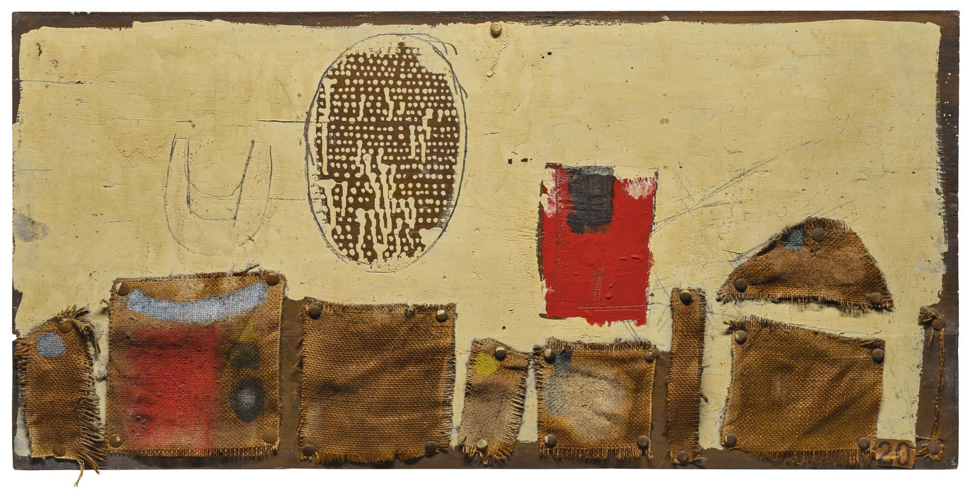 William Crozier-Untitled-1957