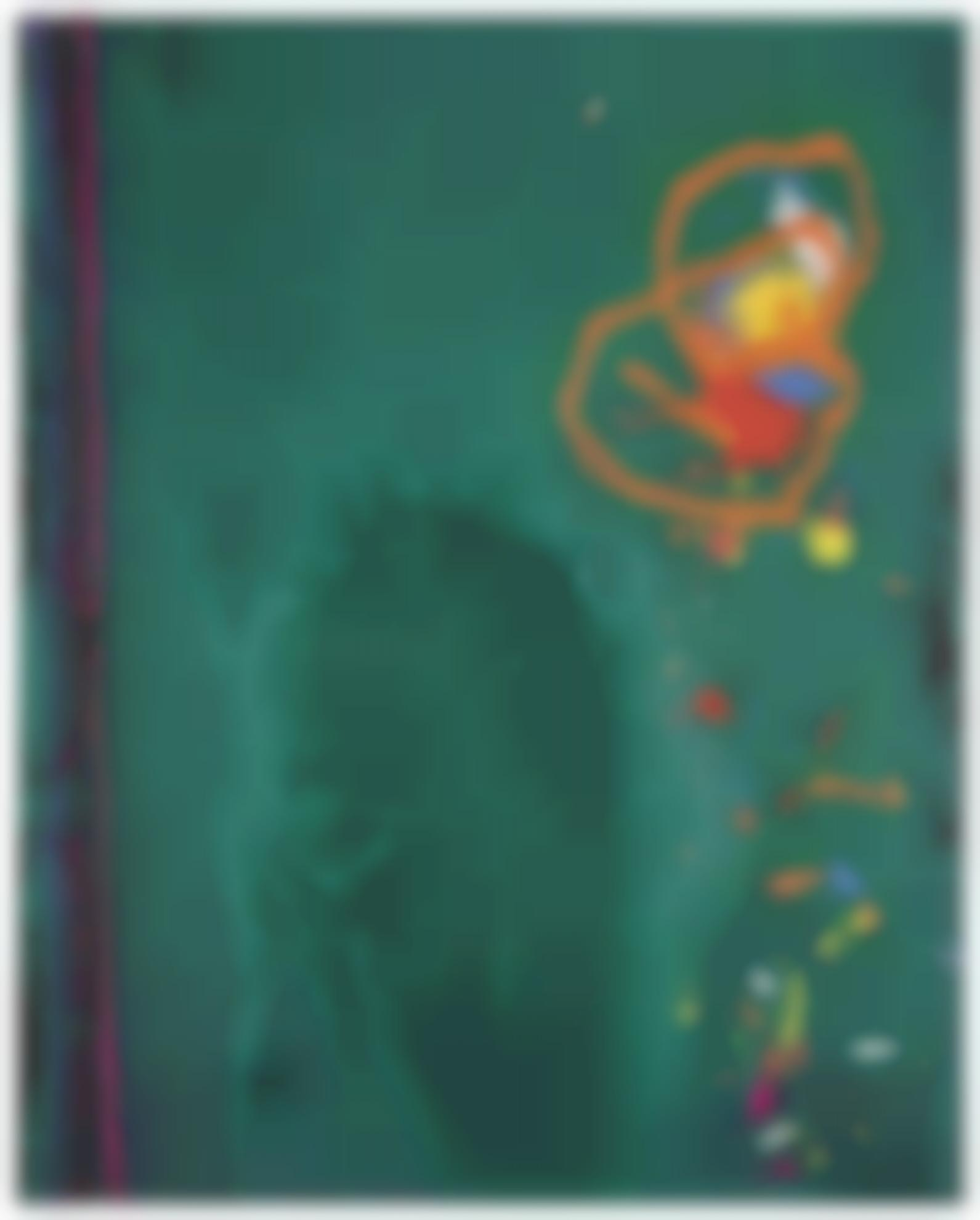 John Hoyland-Rio Crystal 18.7.05-