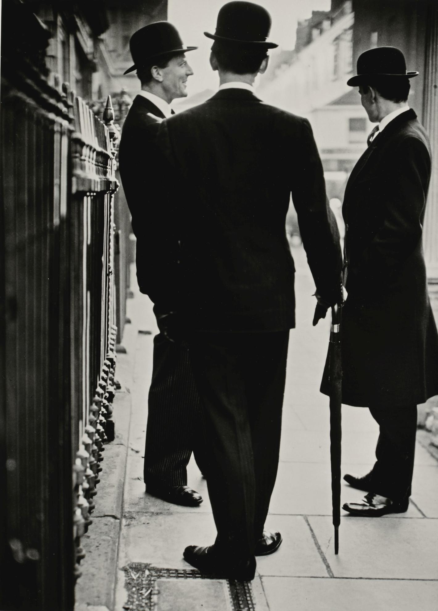 Norman Parkinson-The New Mayfair Edwardians, Vogue 1950-1950