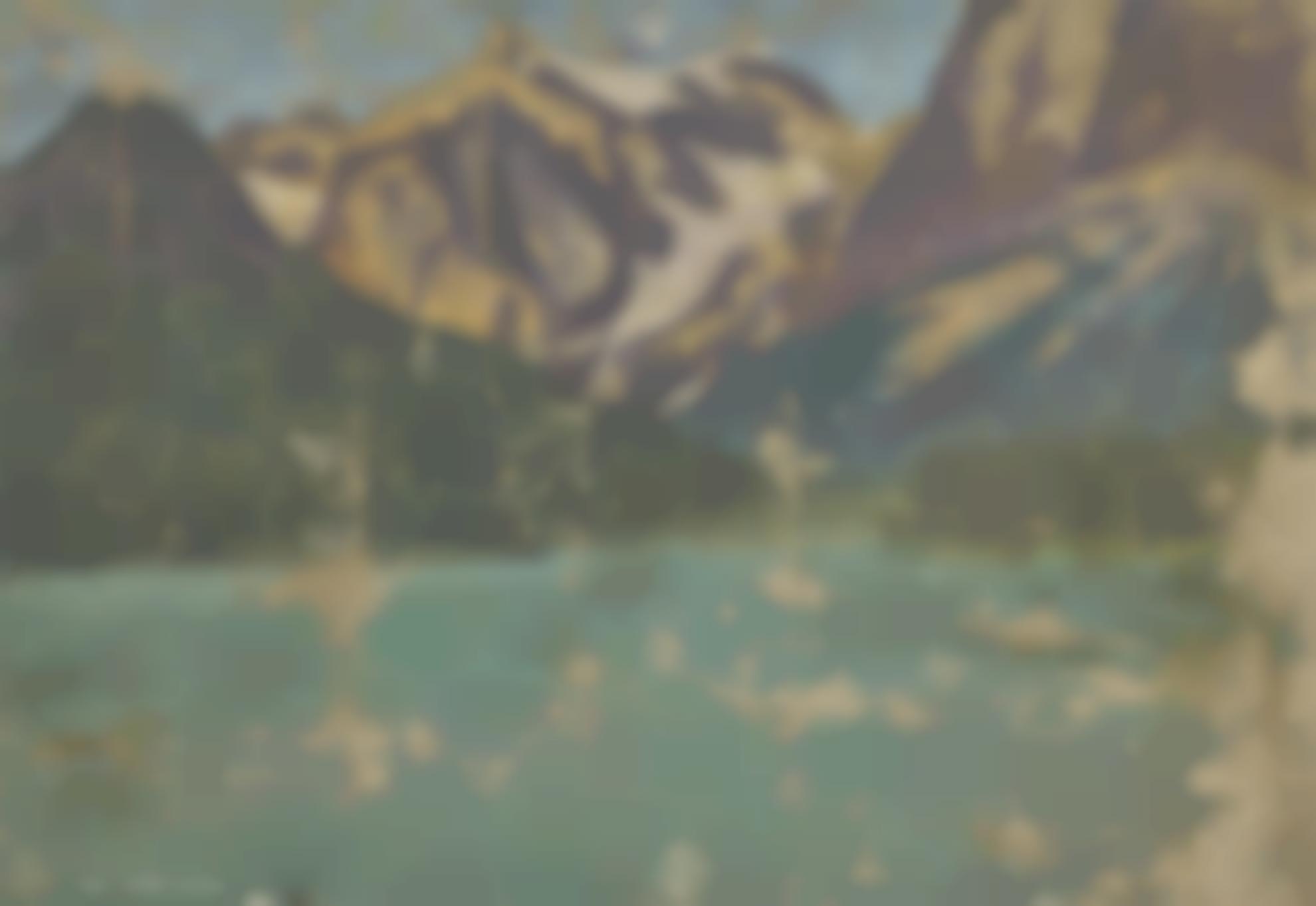 Winston Churchill-Lake Emerald, Canada-