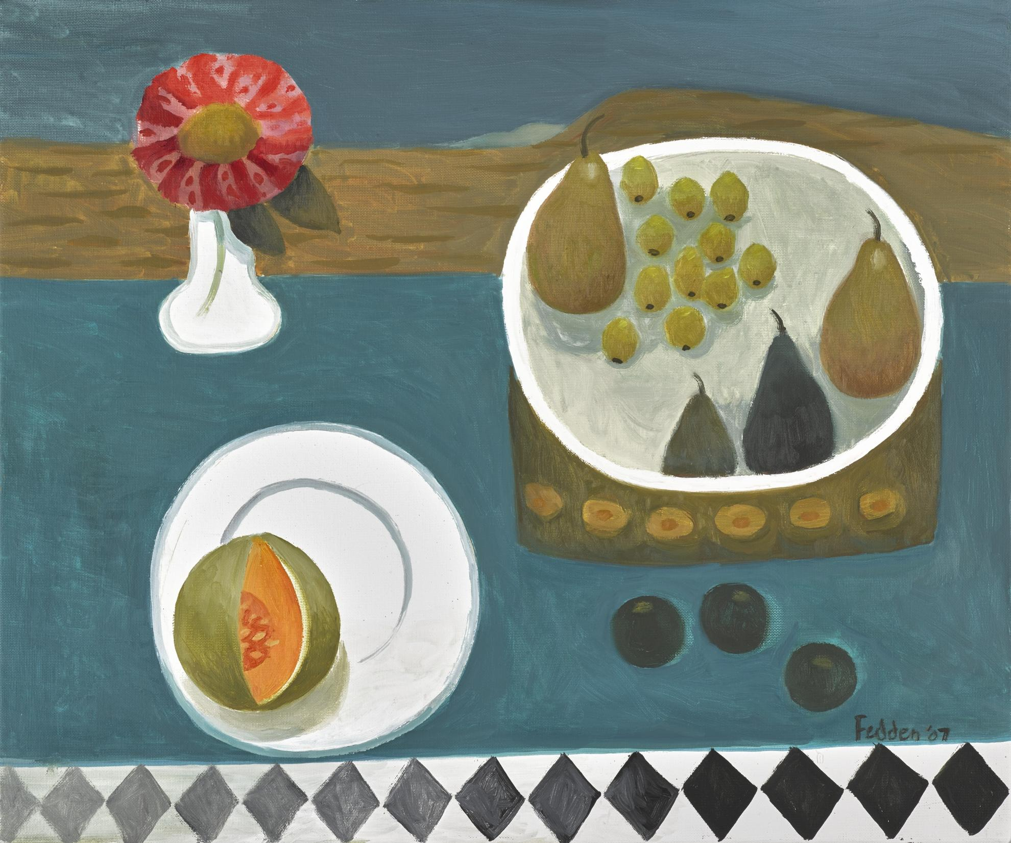 Mary Fedden-Still Life-2007