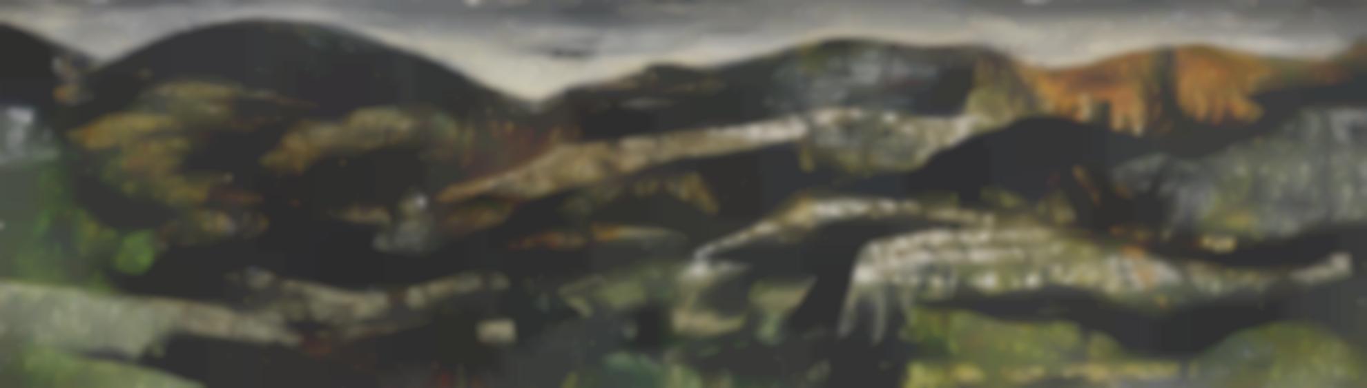 Alexander MacKenzie-Rock Form, North Cliffs, Cornwall-1950