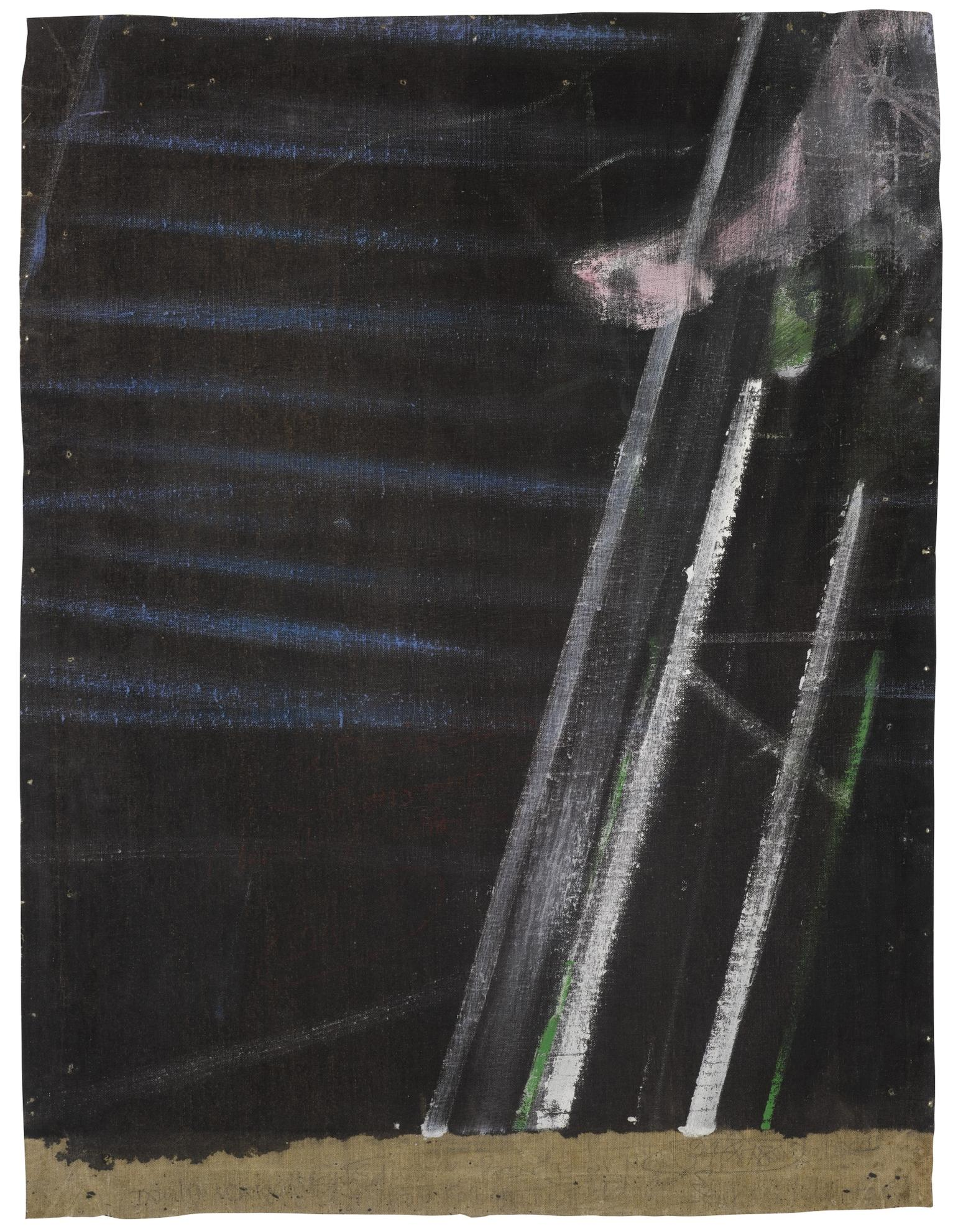 Francis Bacon-Screaming Pope Fragment-1954