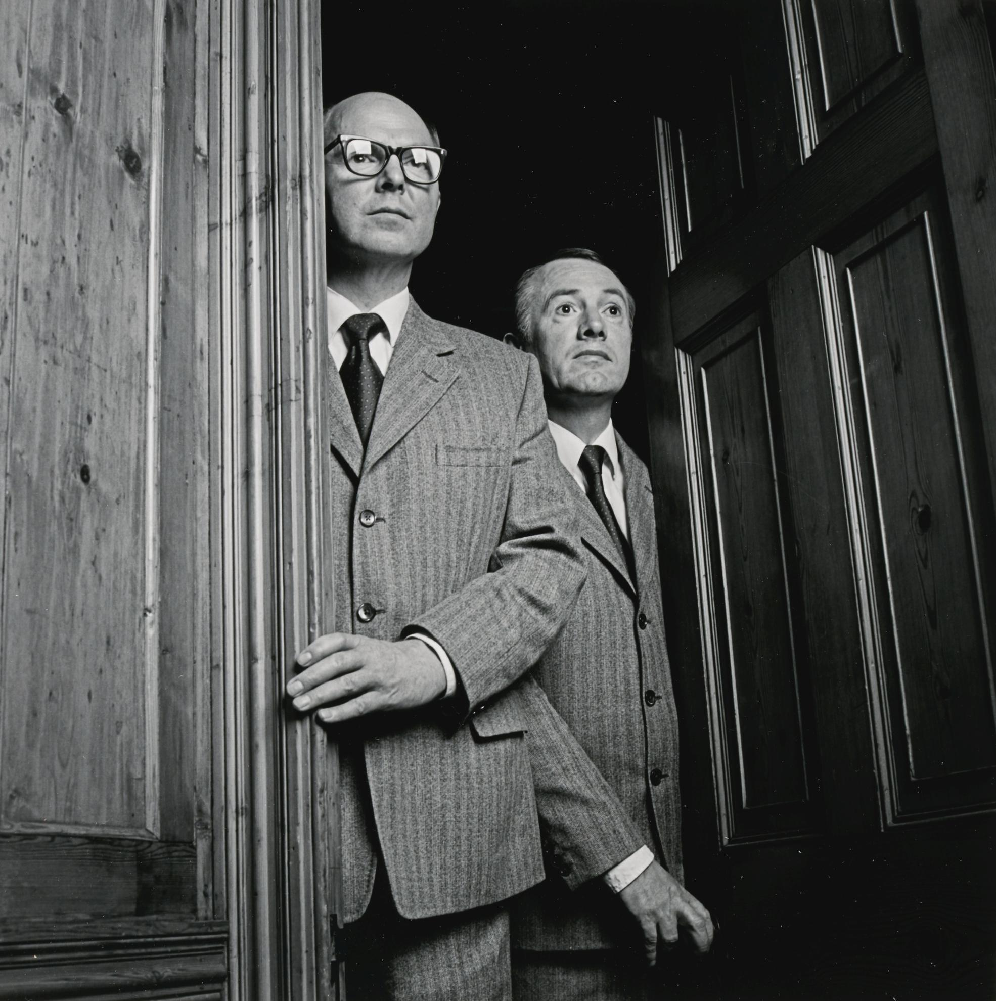 John Stoddart - Gilbert And George, London-1993