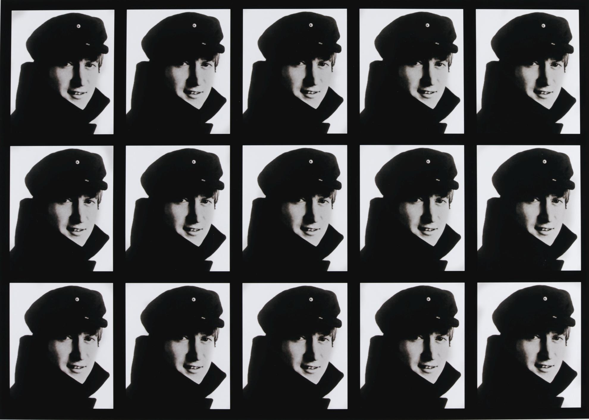 Robert Freeman-John Lennon-1964