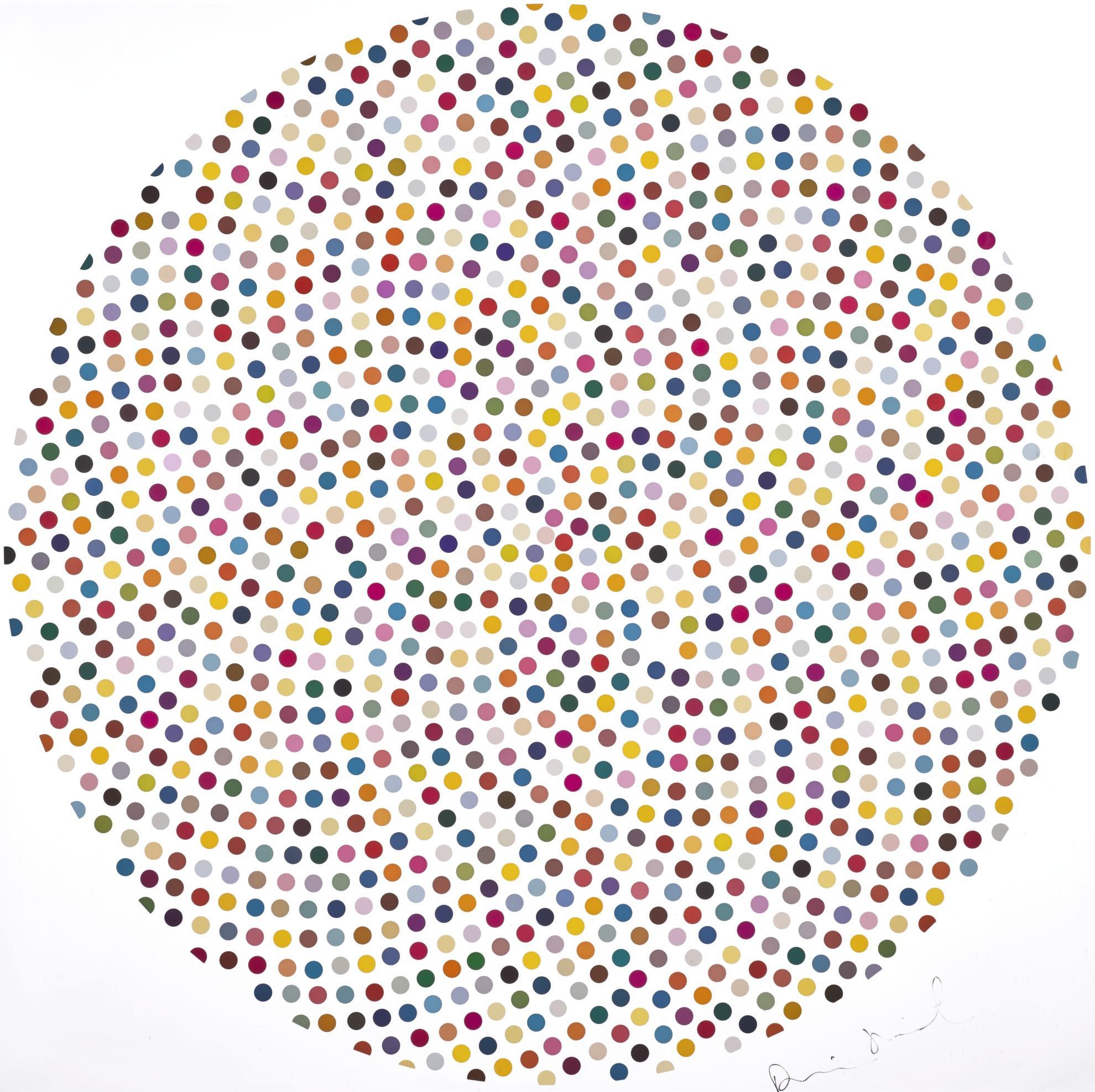 Damien Hirst-Valium-2000