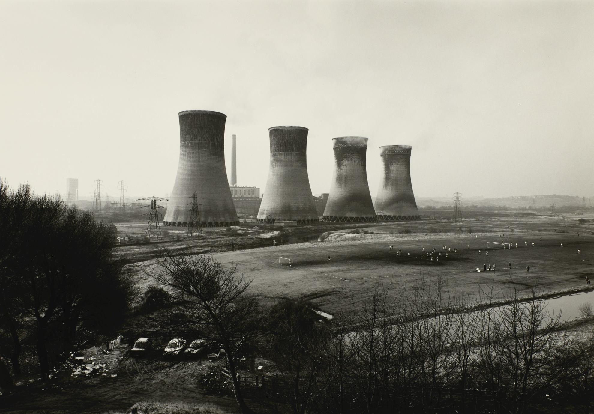 John Davies-Agecroft Power Station, Salford-1983