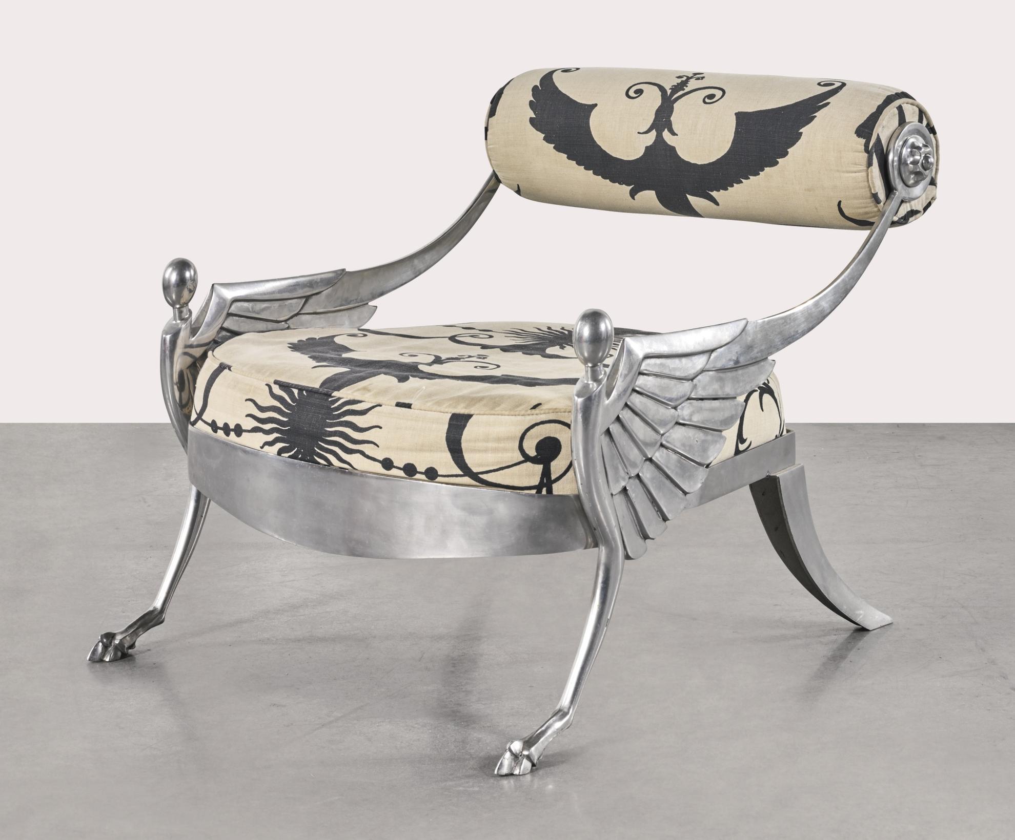 Mark Brazier-Jones - Atlantis Chair-1988