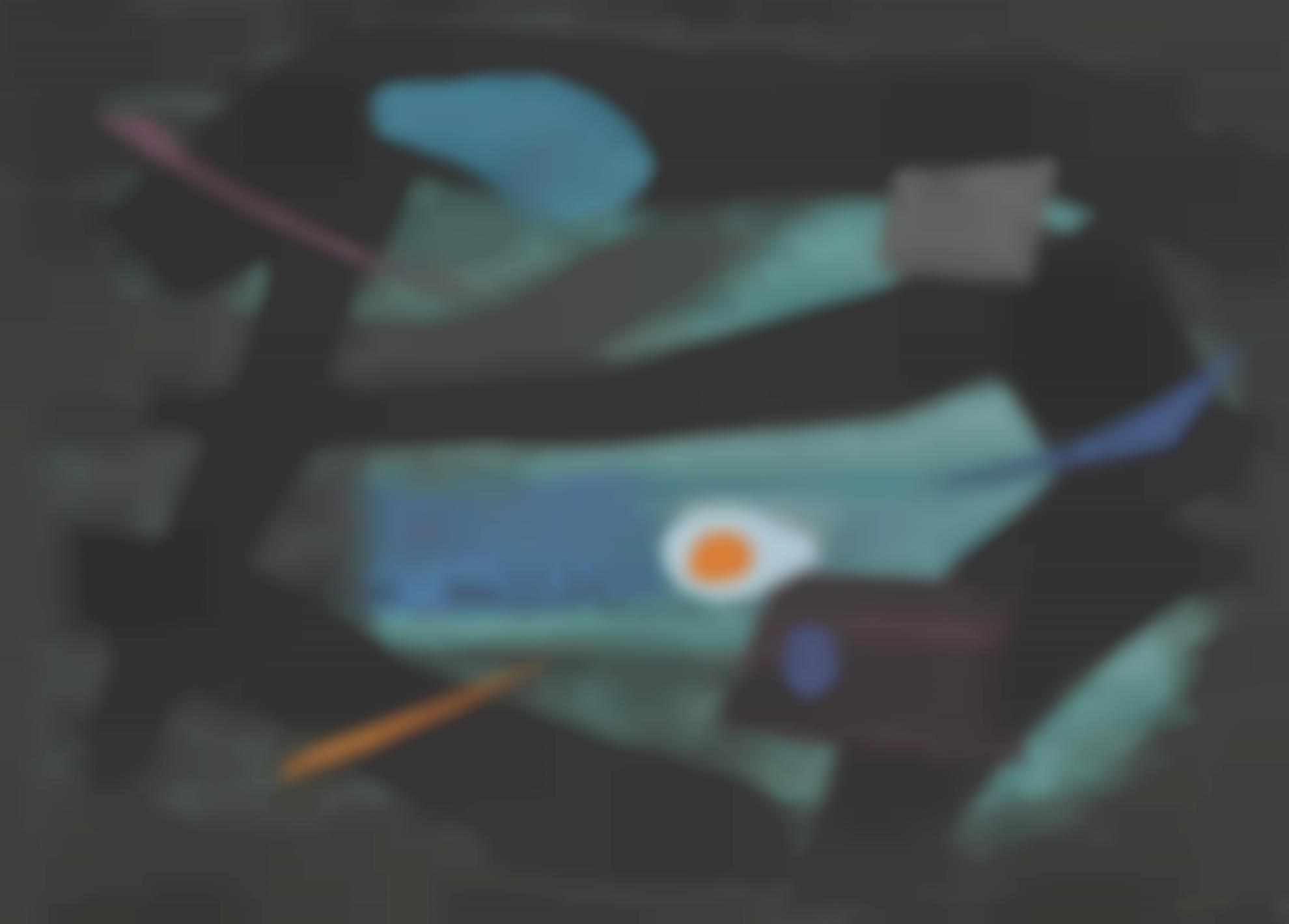 John Piper-Llanddewin I-1962