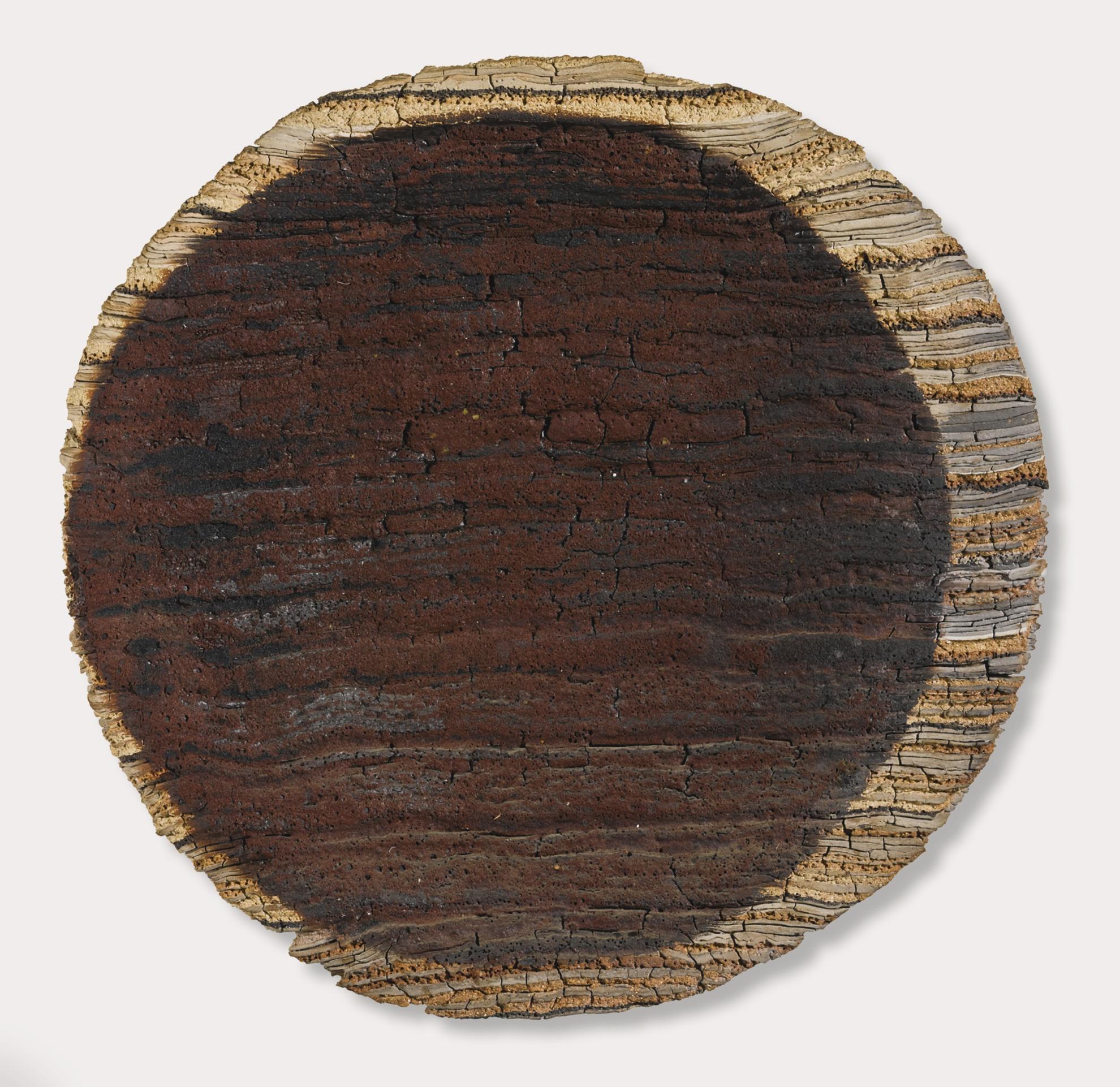 Claudi Casanovas-Large Wall Plate-1989