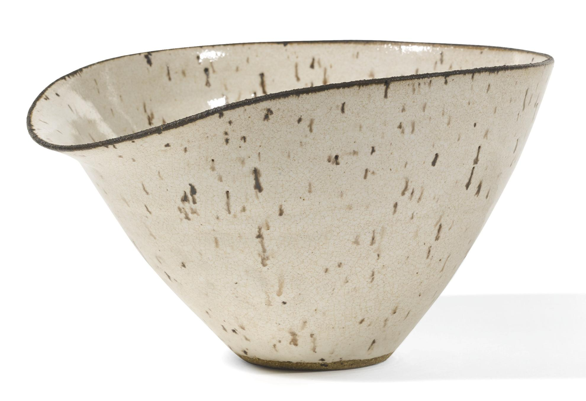 Dame Lucie Rie - Bowl With Flared Lip-