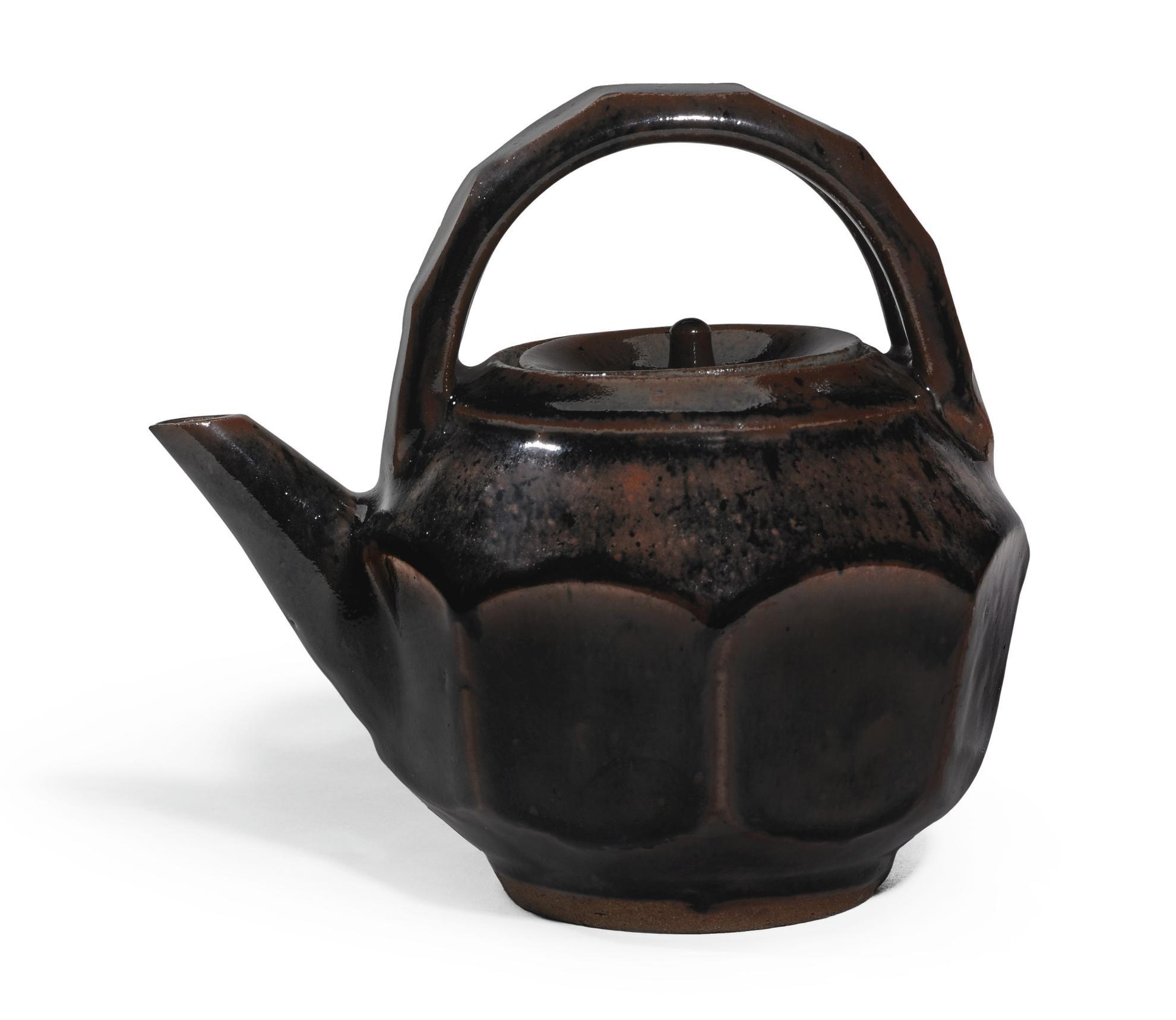 Shoji Hamada-Teapot-
